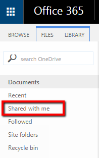 onedriveshared